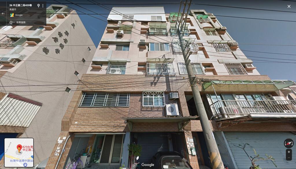 公寓 (法拍)圍子內 公寓3樓 3房